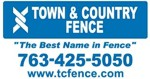 Town and Country Fence