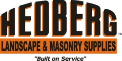 Hedberg Landscape and Masonry Supplies